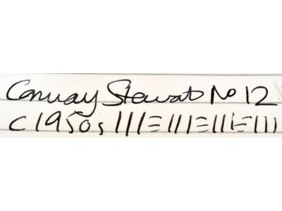 CS928 Conway Stewart No. 12, boxed.  (Soft Medium-Fine).