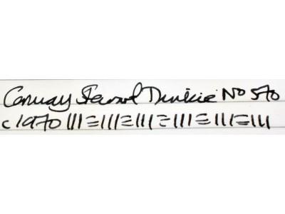 CS940 Conway Stewart Dinkie No. 570.  (Medium).