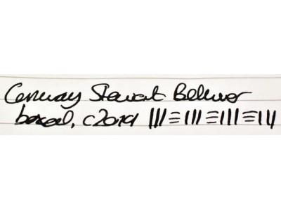 CS947 Conway Stewart Belliver, boxed. (Fine)