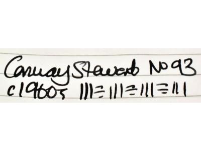 CS948 Conway Stewart No. 93.  (Medium).