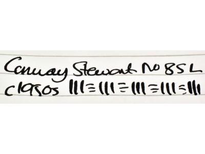 CS951 Conway Stewart No. 85L (Semi-Flexible Medium)
