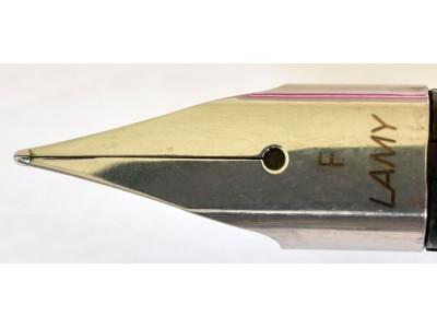 LM038 Lamy Al-Star Fountain Pen, Purple, boxed. (Fine)