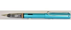 LM040 Lamy Al-Star Fountain Pen, Pacific 2017 Special Edition. (Fine)