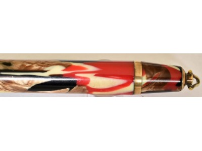 MS722 Multicoloured Celluloid Pencil