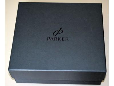 PA3122 Parker Duofold Centennial True Blue Limited Edition, boxed.  (Medium)