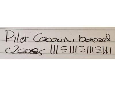 PI121 Pilot Cocoon, boxed.  (Fine)