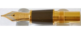 PL038 Platinum President 18ct Gold Nib Unit (Broad)