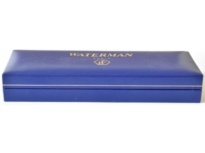 WA676 Waterman Hemisphere, boxed.  (Medium).