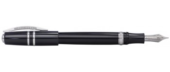 Visconti Homo Sapiens Elegance Fountain Pen, Oversized