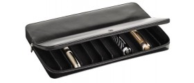 Visconti Leather Pen Case for 12 Pens