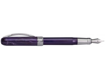 Visconti Rembrandt Fountain Pen, Purple