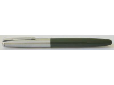 Wing Sung 601 Vacumatic, Green
